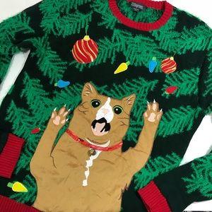 Ugly Christmas Sweater 🐈